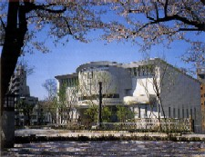 渋沢史料館外観
